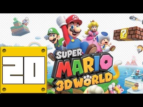 Super Mario 3D World! Capitulo 20!