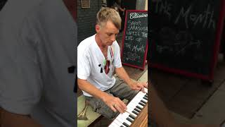 Donald Gould And His Reunion With The Piano In Sarasota