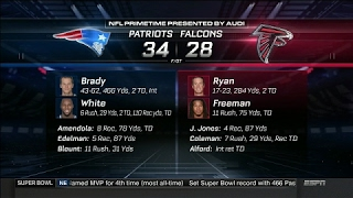 Super Bowl 51 - Greatest Moments of the Game With Chris Berman - super bowl 51