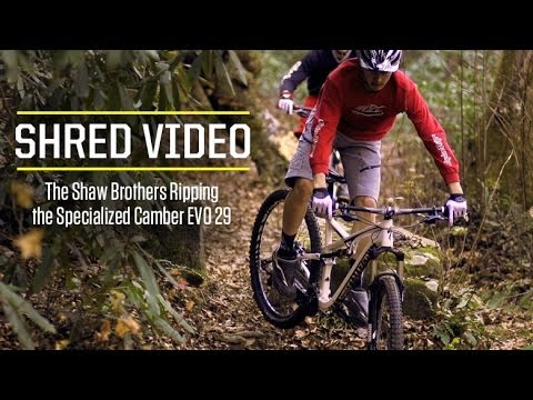 Shredding the Specialized Camber EVO 29