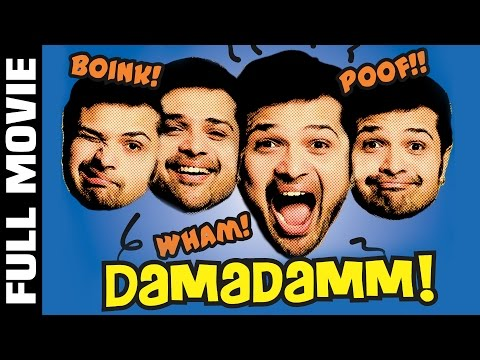 New Hindi Movies 2016 Full Movies - Damadamm - Bollywood Comedy Full Movie - Hindi Comedy Movies thumbnail