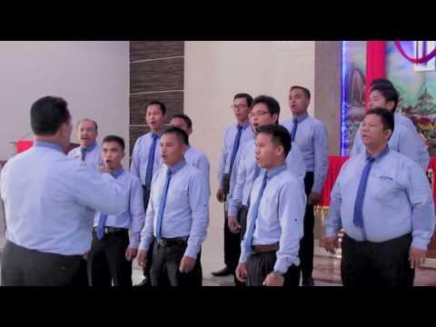 Rumah Tangga Namarhasonangan - Koor Ama Yosua (HKBP Ressort Efrata Marutubung)