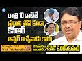K.Dileep Kumar about KCR Timings and experience with PM Phone    Straight Talk with Telakapalli