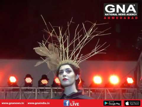 INIFD Gandhinagar Fashion Show Featured in GNA News Agency
