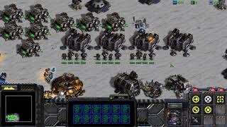 Starcraft: Brood War - Terran Campaign: Mission 1 - First Strike