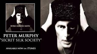 Watch Peter Murphy Secret Silk Society video