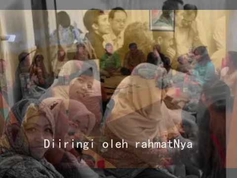 Alhamdulillah (opick Feat. Amanda ) With Text video