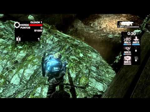 Gears of War 3 | Huevo de Pascua Pantano