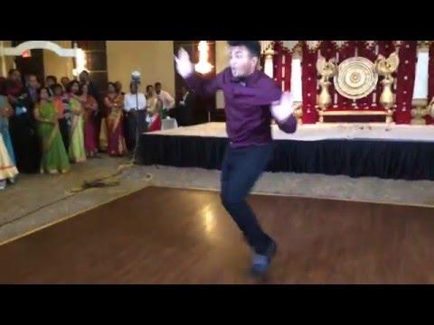Kannala Kannala Dance Freestyle | Krishen Samuel