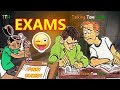 Download Talking Tom Hindi - BOARD EXAM Funny Comedy - Talking Tom Funny Videos in Mp3, Mp4 and 3GP