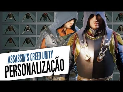 Assassin's Creed Unity - Jogo Cooperativo e Customização [Legendado]