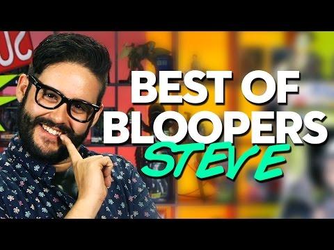 Steve's Best Bloopers of 2015!