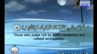 روائع التلاوات - صابر عبد الحكم - سورة المائدة 41 - 50