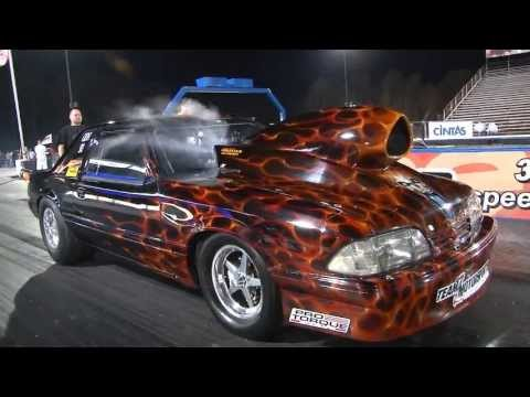 April 12 Outlaw Drag Radial w/ X275 Cars @ MIR