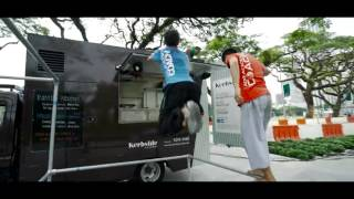 Get Parkour Lessons at Move Academy in Singapore