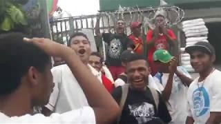 PNG High School crazy Rap Battle