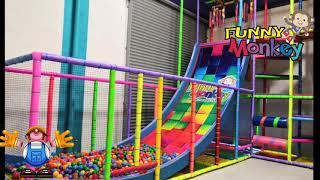 Funny monkey Saltillo somos fabricantes de juegos infantiles para salones de fiestas infantiles