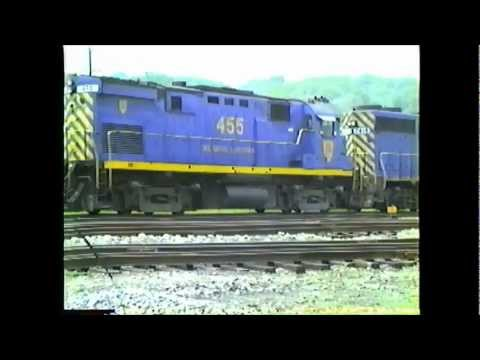 Mechanicville(NY) Yard B&M and D&H on 07/18/1982