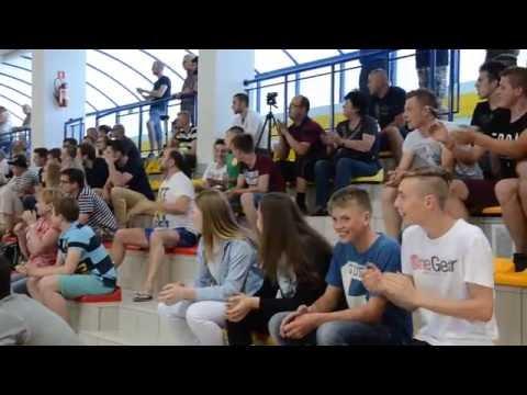 Piłka Ręczna. GKS Żukowo - MKS Sierpc (fragmenty)