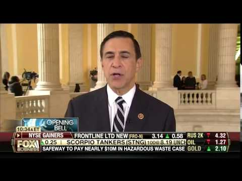 Issa on Fox Business talking new Congress, #CES2014