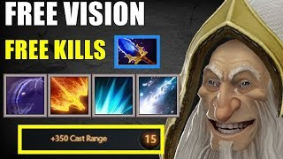 Invisible Slayer [ +Free Vision ] MAGIC | Dota 2 Ability Draft
