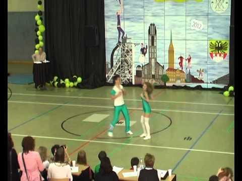 Jennifer Schitz & Maxim Penner - Duisburg Cup 2012