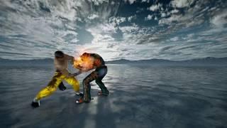 Tekken 7 - All Rage Arts (No Cinematic Camera, No HUD)