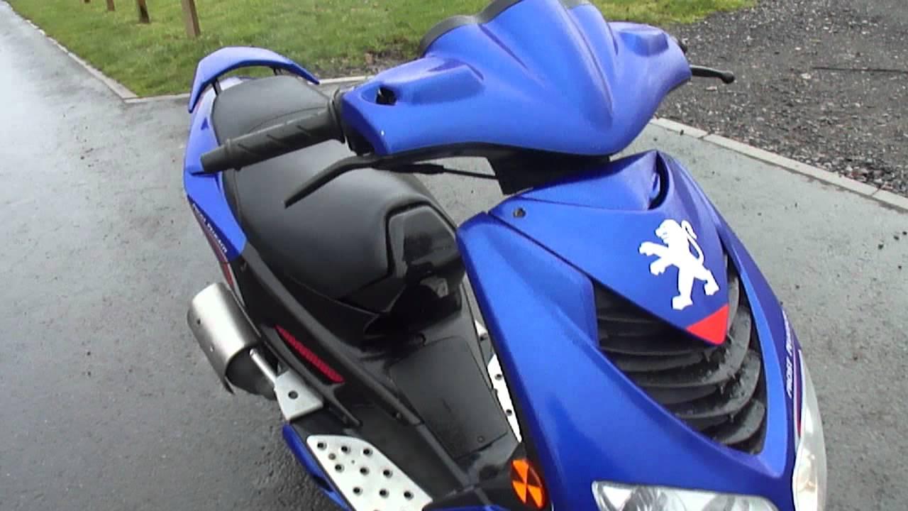 2001 Peugeot Speedfight Prost 100 Vgc Scooter Bike New Mot