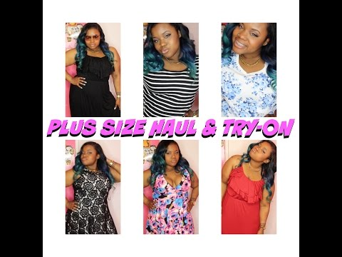 Plus Size Fashion Haul 2015 Spring Plus Size Fashion