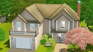 Renovating An Awful Sims 3 House (Streamed 11/29/18)