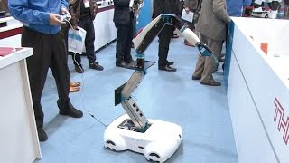 【Next Generation Robot】 THK Develops Next-generation robot  SEED Solutions