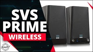 New SVS Prime Wireless Speaker Unboxing & Review
