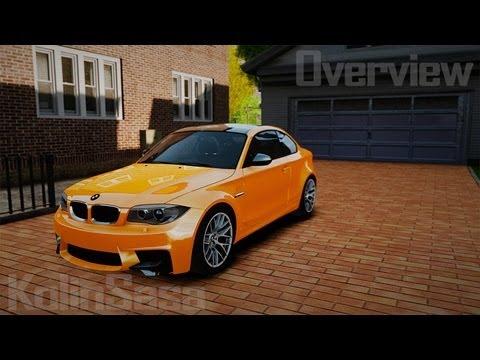 BMW 1M 2011 Carbon
