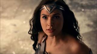 Superman Vs Steppenwolf Justice League Rescored with music by Hans Zimmer from Man of Steel