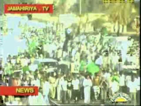 Libya State TV News - July 9, 2011 - Jonathan Goodluck of Nigeria wants to work with Gaddafi