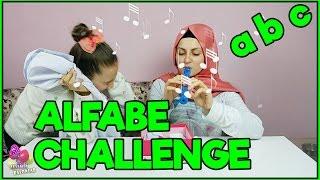 Challenge - Alfabe Eşya Bulma Oyunu #4 | Alphabet Challenge | Eğlenceli Oyun