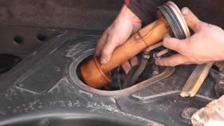 Проверка и ремонт датчика уровня топлива