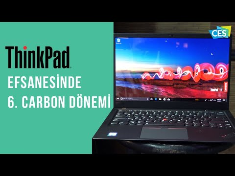 ThinkPad efsanesinde 6. Carbon dönemi
