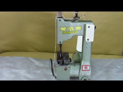 Подольск 142. Кожаный ремень на швейную машинку с электроприводом. Видео 77. на сайте rentaldj.ru