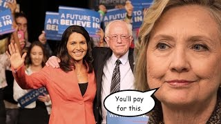 Tulsi Gabbard Bullied For Not Endorsing Hillary Clinton | WikiLeaks Podesta Emails