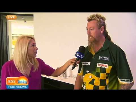 World Series of Darts Perth Part 2 | Today Perth News