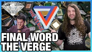 HW News - Final Verge Response, Diamond CPUs, & 7nm EUV