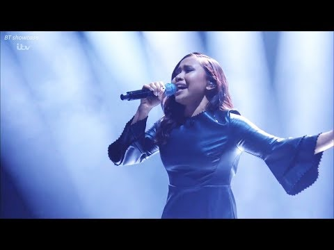 "Alisah Bonaobra sings awesome ""This is My Now ""as wildcard - X Factor 2017 Live Show Week 1"