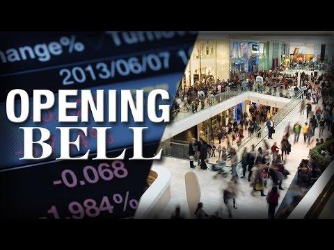 October Retail Sales Fall Short, U.S. Stocks Open Lower