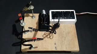 How to make a Soldering station at home.