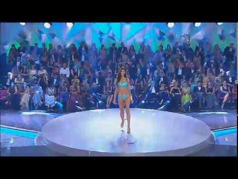 Miss Colombia 2014 - Desfile en traje de baño de las 10 semifinalistas