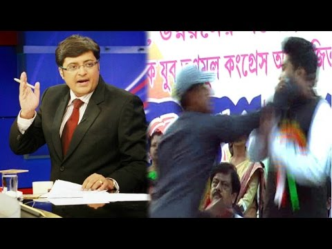 The Newshour Debate: Does TMC Have Proof Of BJP Role? (5th Jan 2015)