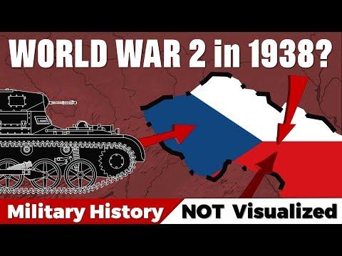 World War II in 1938?