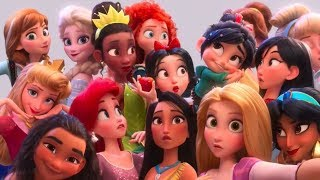 Easter Eggs You Missed In Ralph Breaks The Internet
