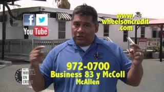 McAllen Used Car Dealer Speaks Spanish